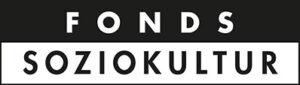 Logo vom Fonds Soziokultur
